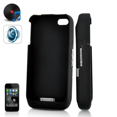 iPhone 4 Case with Battery