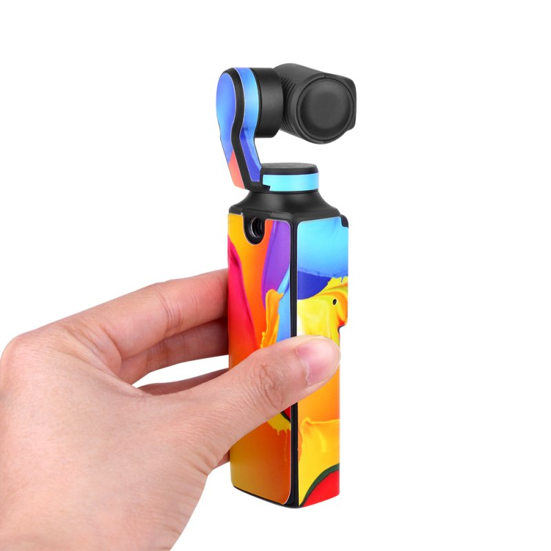 Protective Film Sticker Cover Decal For FIMI Palm Handheld Gimbal Camera Gorgeous oil paint