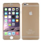 iPhone 6, 4.7 Inch Protective Cover (Gold)
