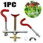 Pruner Bender Bonsai DIY Modeling Tool Twig Trunk Adjuster Small Bender Curved Device red