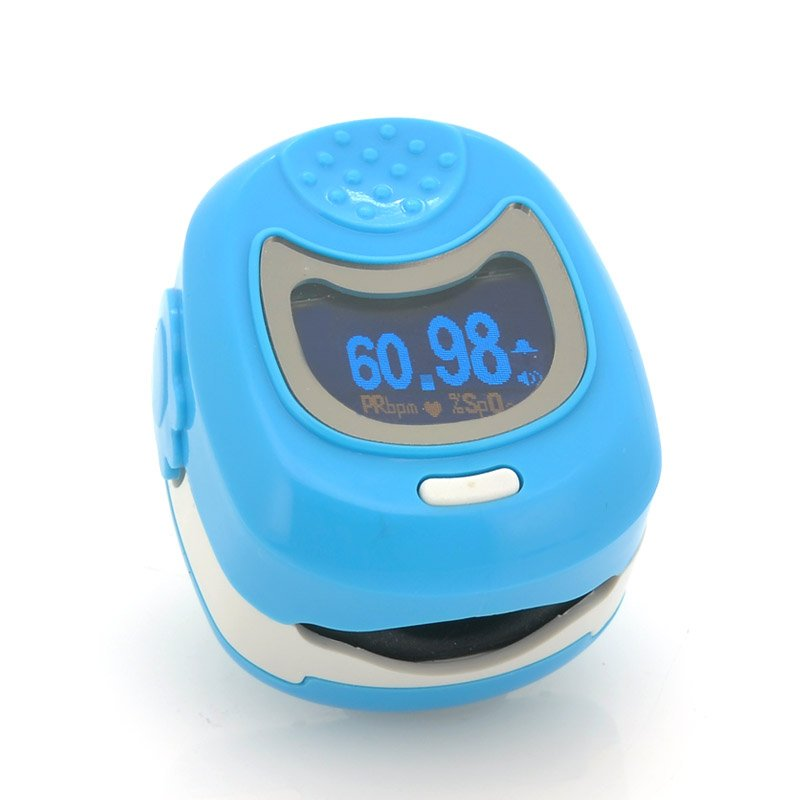 Fingertip Pulse Oximeter For Kids