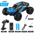 Q122 1:16 RC Car Toy Remote Control Charger Usb Lithium Battery Screwdriver Q122B blue