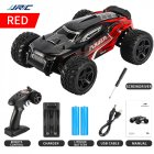 Q122 1:16 RC Car Toy Remote Control Charger Usb Lithium Battery Screwdriver Q122A red