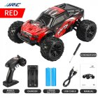 Q122 1:16 RC Car Toy Remote Control Charger Usb Lithium Battery Screwdriver Q122B red