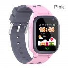 Q16 Waterproof Children Watch GPS Positioning SIM Card Smart Watch With Breathing Light USB APP Phone Watch Q16 pink waterproof