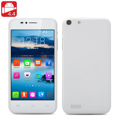 Q6 Android 4.4 Smartphone (White)