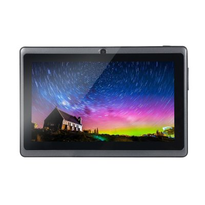 3G 7.0-Inch 512MB + 8GB Tablet Black