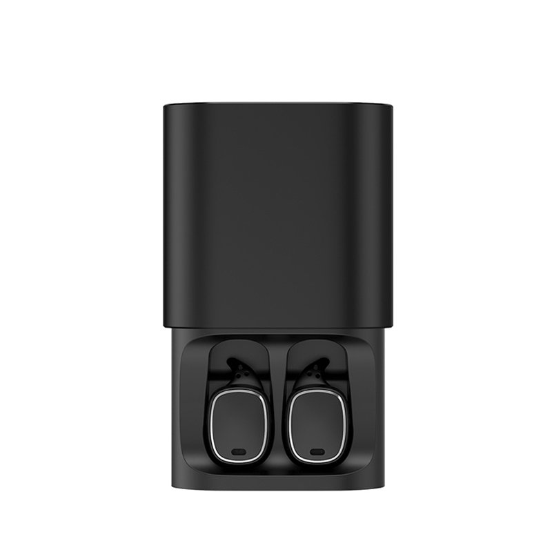 Original QCY T1 Pro Bluetooth Earphones - Black