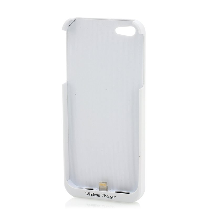 Qi Wireless Charging Back Cover for iPhone 5