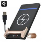 Qi Wireless Charging Pad + Phone Stand