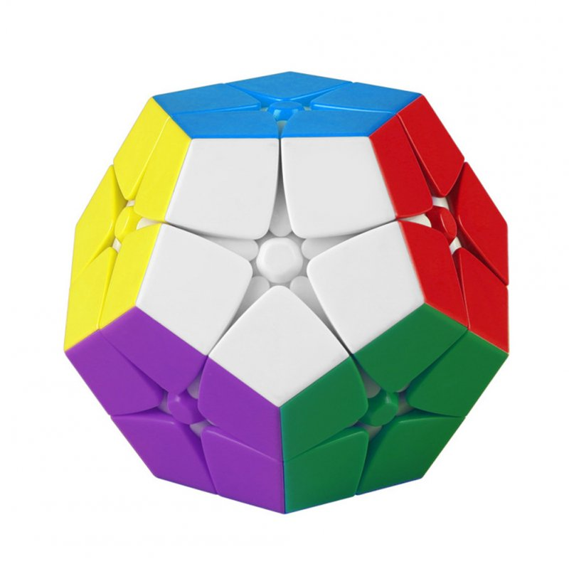 Qiyi 2x2 Speed Cube Puzzle Toy for Kids Adults Magic Cube Stress Reliever color