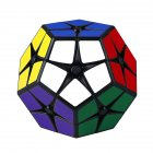 Qiyi 2x2 Speed Cube Puzzle Toy for Kids Adults Magic Cube Stress Reliever black