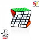 Qiyi 6x6x6 Smoothly Speed Cube Magic Cube Stress Reliever Puzzle Toy black