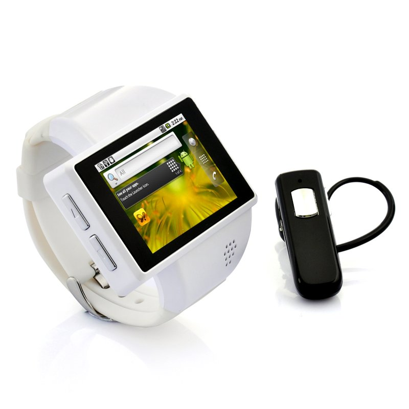 Android Phone Wrist Watch - Rock (W)