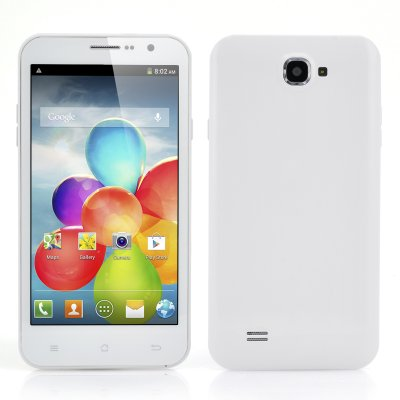 Quad Core Android Phone (White)
