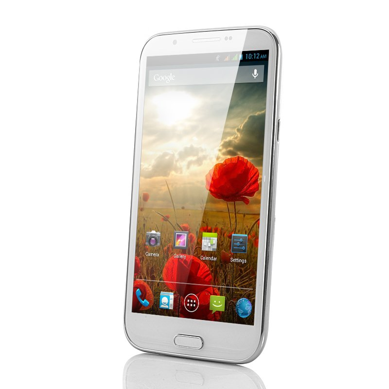 5.7 Inch Android 4.1 Quad Core Phone - Ponca