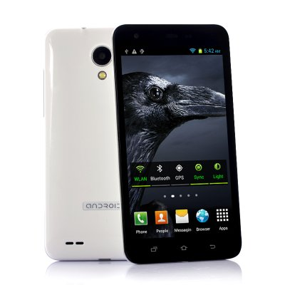 4Core Budget Android 4.2 Phone - Kutkh (B)