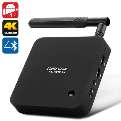 Quad Core Android 4.4 TV Box