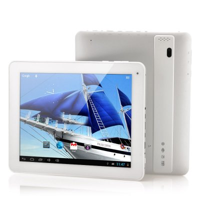 4Core Retina Screen Tablet - Freelander PD800