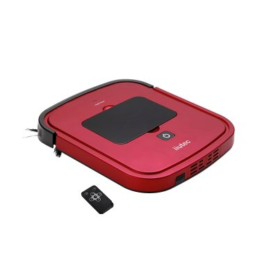 iiutec R-Cruiser Cleaner Sweeping Robot Red