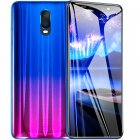 R17 1+8 Smartphone Face Identification 5.8inch HD Large Screen Mobile Phone Gradient purple