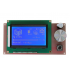 RAMPS1 4 LCD12864 Display Control Panel Blue Screen 3D Printer Controller Motherboard for Anet A6 A8 3D Printer with Cable