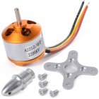 RC 2212/2200KV Brushless Motor for RC Plane Aircraft Helicopter