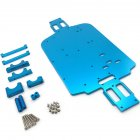 RC Car Metal Chassis Accessories Set for 1 18 RC Car WLtoys A949 A969 A979 spare part