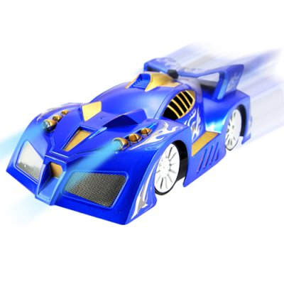 Surface Climbing RC Car with Lights (Blue)