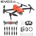 RC Drone Quadcopter for EVO 2 Series EVO II PRO Dual GPS 9KM FPV with 8K 48MP / 6K HD Camera 40mins Flight Time  EVO II (8K)
