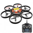 RC Hexacopter with 2 4GHz Control  100 Meter operational distance  easy learning curve and 6 replacement rotor blades