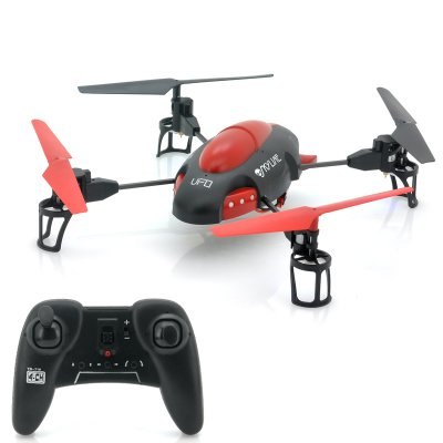 Precision Flying RC Quad Copter - Sky-Line