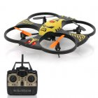 RC Quadcopter with 3 Axis Gyroscope  100m Range  4 5 Channel and more   Fly this RC drone around for hours of fun