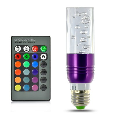 270 Lumens RGB LED Light