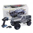 RGT 86100 1/10 2.4G 4WD RC Rock Crawler gray