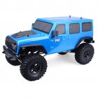 RGT 86100 1/10 2.4G 4WD RC Rock Crawler blue