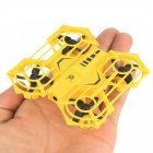 RH817 2.4G Mini RC Drone Quadcopter Infrared Interactive Sensing RC Quadcopter Headless Altitude Hold Drone Helicopter Toy yellow