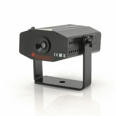 Sound Activated Laser Effects Projector