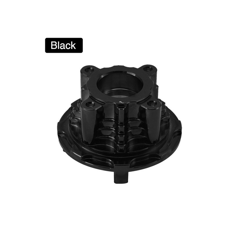 Racing Motorcycle Spare Part Sprocket Seat For Yamaha LC135 CNC Motor Accessories black