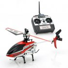 Radio Control Helicopter that uses 2 4GHz frequency  4 Channels and Gyro to guarantee plenty of fun