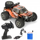 Rc  Car Remote Control High Speed Vehicle 2.4ghz Electric Toy Model Gift 679 orange
