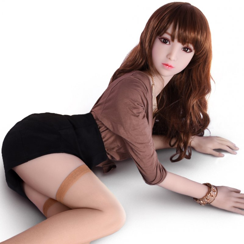 Real Sex Doll Realistic Big Breast Oral Anal Vagina Adult Sex Toys Love Dolls for Men 115cm (19kg)