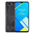 Realme C2 Global Version Mobile Phone Helio P22 Octa Core 6 1inches Full Screen 4000mAh Battery Dual Camera Android 9 Smartphone black