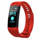 Y5 Smart Watch Bracelet - Red