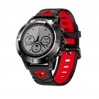 Red Smart Sports Watch