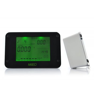 Wireless Energy Saving Monitor