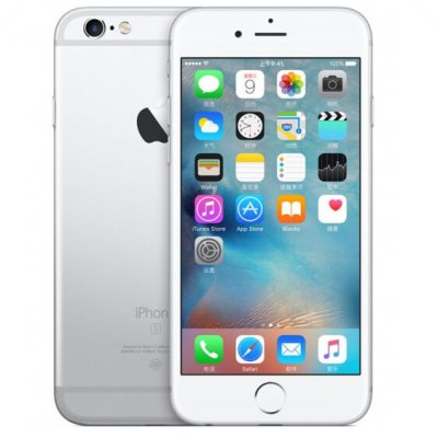 Refurbished iPhone 6S Plus 2+16GB Silver EU