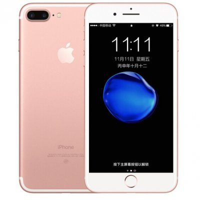 Refurbished iPhone 7 Plus 3+256 Rose Gold EU
