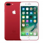 Refurbished Unlocked Apple iPhone 7 Plus smartphone   3GB RAM  256GB ROM  Quad Core Fingerprint  EU Plug   Red