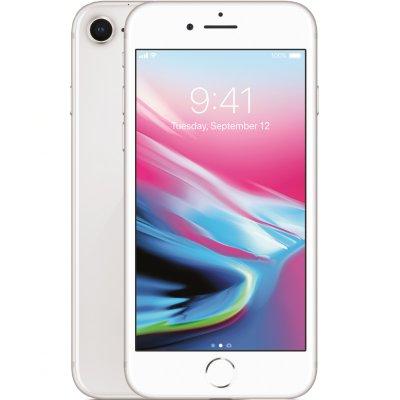 Refurbished iPhone 8 64GB/256GB Unlocked-Like New (EU Plug) Silver_256GB-A  quality